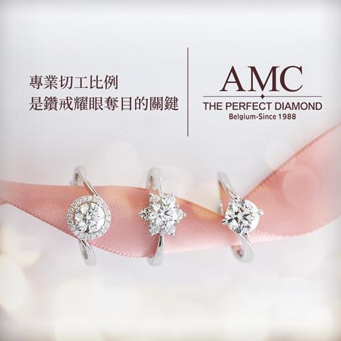 2019AMC鑽石婚戒專業切工比例方圖