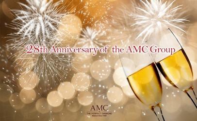 AMC鑽石婚戒鑽戒對戒28週年慶優惠活動800x495