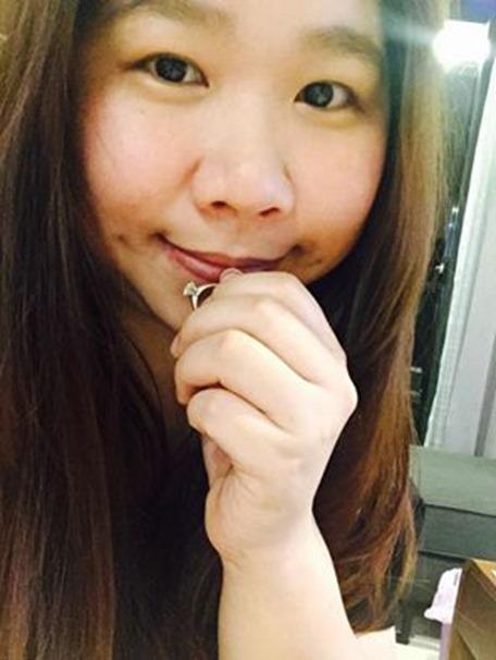 0610李俊彥-生活照AMC鑽石婚戒鑽戒推薦