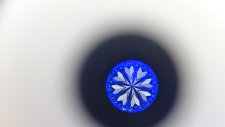 AMC鑽石婚戒鑽戒GIA八心八箭1