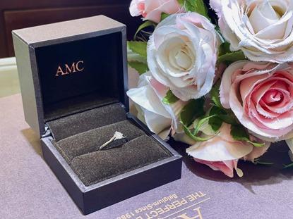 AMC鑽石 婚對戒推薦 GIA鑽戒 求婚鑽戒 訂婚鑽戒 結婚對戒