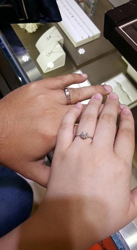 AMC鑽石婚戒鑽戒0512Chih Hung Chen