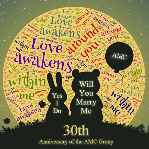 AMC鑽石婚戒鑽戒對戒求婚鑽戒歡慶全球30周年優惠活動開始1040X1040